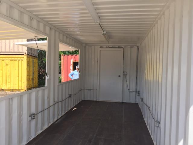 Need A Custom Shipping Container Fireworks Stand?