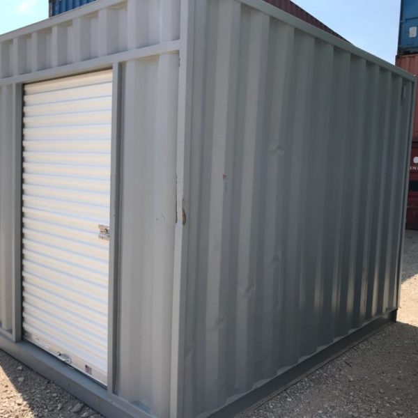 10 Storage Container with Roll Up Door in San Antonio TX
